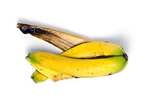 Banana peel extract
